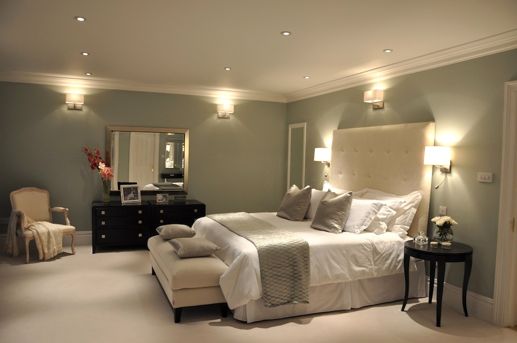Bedroom Lighting J Amp J Richardson Electrical Ltd